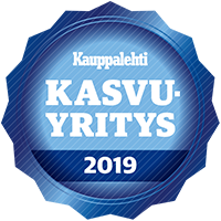 Kauppalehden Kasvuyritys 2019