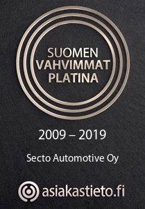 Suomen Vahvimmat (Platina 2009-2019)