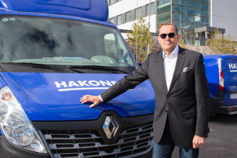 Hakonen Solutions Wallin Secto Automotive
