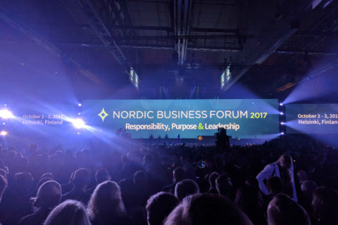 Nordic Business Forum 2017