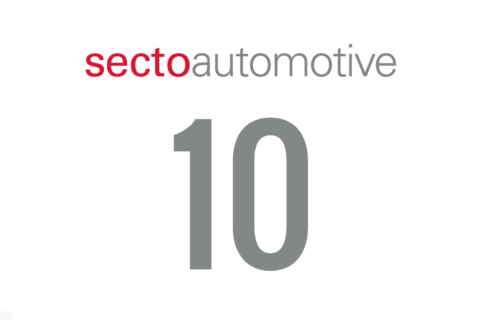 Secto Automotive 10 vuotta