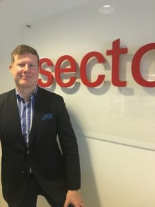 Secto Automotiven CEO Ville Alanen